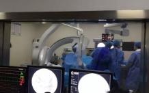 肝胆外科:德江县人民医院成功施行首例脾动脉栓塞介入术