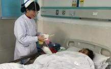 骨三科:大年初一为住院患者送汤圆