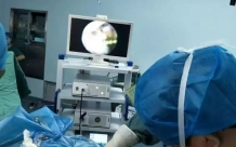 骨二科:德江县人民医院成功开展首例关节镜手术