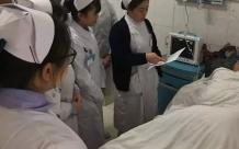 呼吸/肾内科积极开展实习护士培训