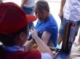 德江县人民医院青年志愿者义诊活动走进楠木园社区