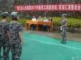 德江县人民医院新员工入职军训圆满结束