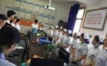 德江县人民医院呼吸内科规范护理交接班