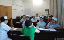 【科室动态】呼吸内科定期召开护士实习生座谈会