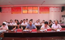 德江县人民医院消化血液内科举行PPT制作及讲课比赛