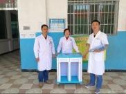德江县人民医院到荆角乡卫生院开展帮扶工作