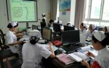 骨一科:每周开展专科疾病护理知识学习