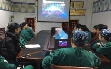 德江县人民医院麻醉手术科召开2017年年终总结会