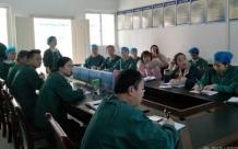 遵医附院麻醉科专家在德江县人民医院帮扶指导3个月