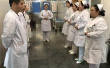【科室动态】耳鼻咽喉头颈外科:强化文明服务礼仪 提升医疗服务质量
