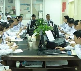 德江县人民医院开展行政查房:以人民为中心,以健康为中心扎实做好各项工作
